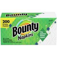 Bounty Napkins, 200 Each