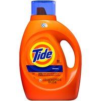 Tide Liquid Laundry Detergent, Original, 92 Ounce