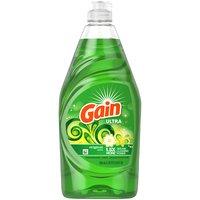 Gain Ultra Dishwashing Soap, Original, 21.6 Ounce