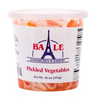 Bale Pickled Vegetables, 16 Ounce