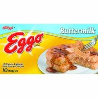 Eggo Buttermilk Waffles, 12.3 Ounce