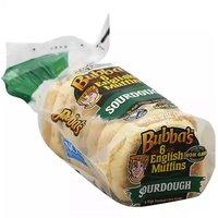 Bubba's Sourdough English Muffins, 12 Ounce