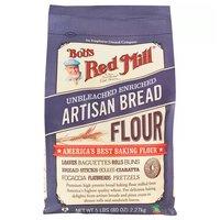 Bob's Red Mill Artisan Bread Flour, 5 Pound