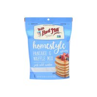 Bob's Red Mill Pancake & Waffle Mix, Homestyle, 24 Ounce