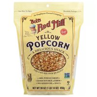 Bob's Red Mill Yellow Popcorn, 30 Ounce