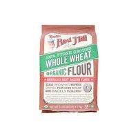 BRM Organic Flour, Whole Wheat , 5 Pound