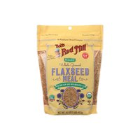 Bob's Red Mill Organic Flax Seed Meal, 16 Ounce