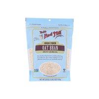 Bob's Red Mill Oat Bran Cereal, High Fiber , 18 Ounce