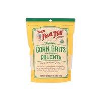Bob's Red Mill Organic Polenta Corn Grits, 24 Ounce