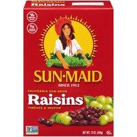 Sun-Maid Raisins, 12 Ounce