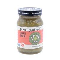 Mrs.r Salsa Green, 16 Ounce