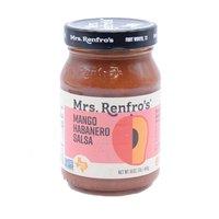 Mrs.r Salsa Mango Habanero, 16 Ounce