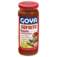 Goya Sofrito Tomato Cooking Base, 12 Ounce