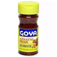 Goya Achiote Annatto Seed, 2.6 Ounce