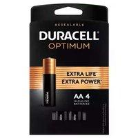 Dura Optimum Batteries, AA, 1 Each
