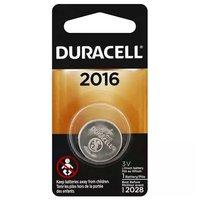 Duracell 2016 Battery 3V, 1 Each