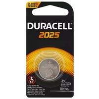 Duracell Battery, Lithium, 2025, 1 Each