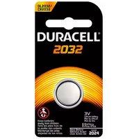 Duracell DL2032 Battery, 3 Volt, 1 Each