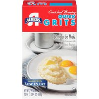 Albers Enriched Hominy Quick Grits, 20 Ounce