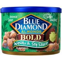 Blue Diamond Almonds, Wasabi & Soy Sauce, 6 Ounce