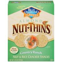 Blue Diamond Ranch Nut Thins, 4.25 Ounce