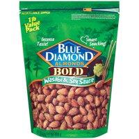 Blue Diamond Bold Wasabi & Soy Sauce Almonds, 16 Ounce