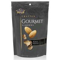 Blue Diamond Crafted Gourmet Almonds, Black Truffle, 5 Ounce