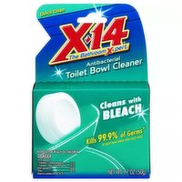 X-14 Toilet Bowl Cleaner, 1.7 Ounce
