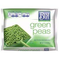 Best Yet Frozen Green Peas, 16 Ounce