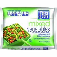 Best Yet Frozen Mixed Vegetables, 16 Ounce