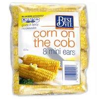 Best Yet Mini Corn Cobs, 8 Each