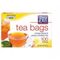 Best Yet Tea Bags Pillow, 100 Each