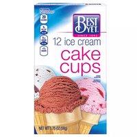 Best Yet Ice Cream Cake Cups, 12 Each