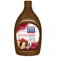 Best Yet Chocolate Syrup, 24 Ounce