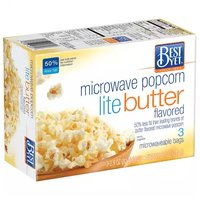 Best Yet Lite Butter Microwave Popcorn, 8.7 Ounce