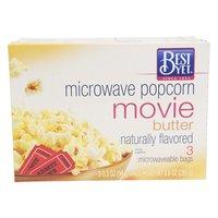 Best Yet Movie Microwave Popcorn, 9.9 Ounce