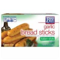 Best Yet Garlic Bread Sticks, 10.5 Ounce