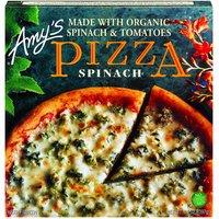 Amy's Organic Pizza, Spinach Feta , 14 Ounce