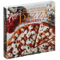 Amy's Organic Margherita Pizza, 13 Ounce