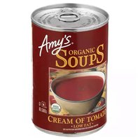 Amy's Organic Soup, Low Fat Cream of Tomato , 14.5 Ounce