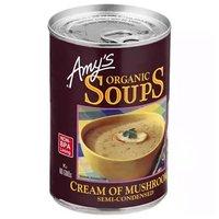 Amy's Organic Cream of Mushroom Soup, 14.1 Ounce