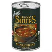 Amy's Organic Soup, Minestrone, 14.1 Ounce