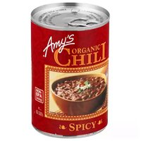 Amy's Organic Chili, Spicy, 14.7 Ounce