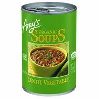 Amy's Organic Lentil Vegetable Soup, 14.5 Ounce