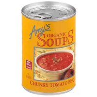 Amy's Organic Chunky Tomato Bisque Soup, 14.5 Ounce