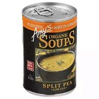 Amy's Organic Soups, Split Pea, Low Fat, 14.1 Ounce