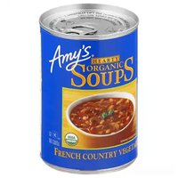 Amy's Organic Soups, Hearty French Country Vegetable, 14.4 Ounce