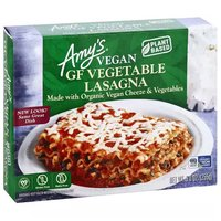 Amy's Organic Lasagna Vegetable with Daiya Cheese , 9 Ounce