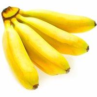 Apple Bananas, Bunch, 2 Pound