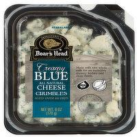 Boar's Head Crumbled Blue Cheese, Creamy , 0.38 Ounce